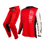 Fasthouse Crosskleding Icon L1 - Rood