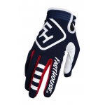 Fasthouse Kinder Crosshandschoenen 2019 Speed Style Patriot - Navy