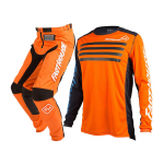 Fasthouse Kinder Crosskleding Staple L1 - Oranje
