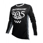 Fasthouse Cross Shirt 2020 805 Send It - Zwart