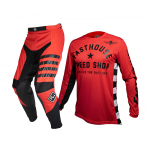 Fasthouse Crosskleding 2020 Originals Air Cooled - Rood