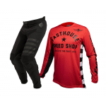 Fasthouse Crosskleding 2020 Originals Air Cooled - Rood / Zwart