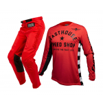 Fasthouse Crosskleding 2020 Originals Air Cooled - Solid Rood