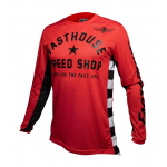 Fasthouse Kinder Cross Shirt 2020 Originals Air Cooled - Rood