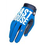 Fasthouse Kinder Crosshandschoenen 2020 Speed Style Blockhouse - Blauw