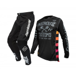 Fasthouse Kinder Crosskleding 2020 Hawk - Zwart