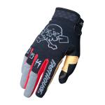 Fasthouse Crosshandschoenen 2021 Speed Style Twitch - Zwart / Charcoal