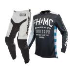 Fasthouse Crosskleding 2021 Grindhouse Cypher - Zwart / Zilver
