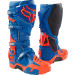 Fox Off-Road Crosslaarzen Instinct - Blauw