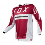 Fox Cross Shirt 2018 Flexair Preest - Donker Rood