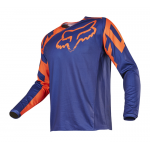 Fox Cross Shirt Legion LT Offroad - Blauw