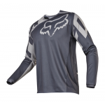 Fox Cross Shirt Legion LT Offroad - Charcoal