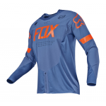 Fox Cross Shirt Legion Offroad - Blauw