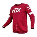 Fox Cross Shirt Legion Offroad - Donker Rood