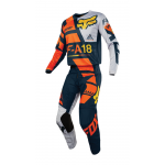 Fox Crosskleding 2018 180 Sayak - Kids - Oranje