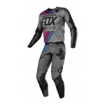 Fox Crosskleding 2018 360 Draftr - Charcoal