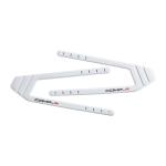Fox Comp R Silicone Strap - Wit