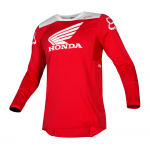 Fox Cross Shirt 2019 180 Honda - Rood