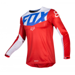 Fox Cross Shirt 2019 360 Kila - Blauw / Rood
