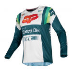 Fox Cross Shirt 2019 360 Murc - Groen