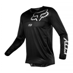 Fox Cross Shirt 2019 Airline - Zwart