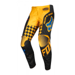 Fox Crossbroek 2019 180 CZAR - Zwart / Geel