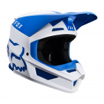 Fox Crosshelm 2019 V1 Mata - Blauw / Wit