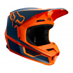 Fox Crosshelm 2019 V1 PRZM - Oranje S