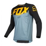 Fox Enduro Shirt Legion Offroad - Licht Slate