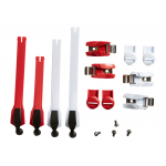 Fox Instinct Strap Kit - Rood