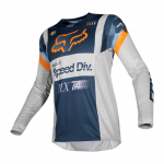 Fox Kinder Cross Shirt 2019 360 Murc - Licht Grijs