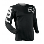 Fox Kinder Cross Shirt 2019 Blackout - Zwart