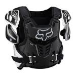 Fox Bodyprotector Raptor Vest - Zwart / Wit