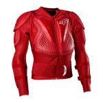 Fox Bodyprotector Titan Sport Jacket - Flame Rood