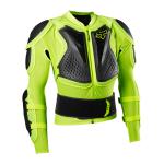 Fox Bodyprotector Titan Sport Jacket - Fluo Geel