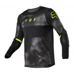 Fox Cross Shirt 2020 360 Haiz - Zwart