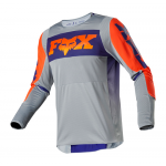 Fox Cross Shirt 2020 360 Linc - Grijs / Oranje