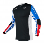 Fox Cross Shirt 2020 Flexair Honr - Zwart