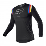 Fox Cross Shirt 2020 Flexair Vlar - Zwart
