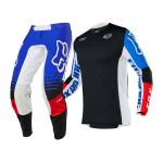 Fox Crosskleding 2020 Flexair Honr - Zwart
