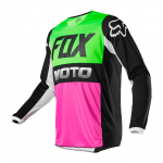 Fox Kinder Cross Shirt 2020 180 Fyce - Multi