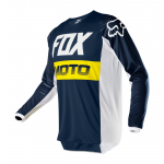 Fox Kinder Cross Shirt 2020 180 Fyce - Navy