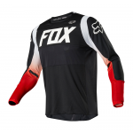 Fox Kinder Cross Shirt 2020 360 Bann - Zwart