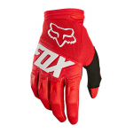 Fox Kinder Crosshandschoenen 2020 Dirtpaw Race - Rood