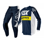 Fox Kinder Crosskleding 2020 180 Fyce - Navy