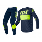 Fox Kinder Crosskleding 2020 360 Bann - Navy