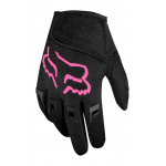 Fox Mini Crosshandschoenen 2021 Dirtpaw - Zwart / Roze