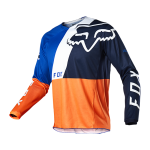 Fox Cross Shirt 2020 180 SE LOVL - Oranje / Blauw