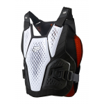Fox Bodyprotector Raceframe Impact SB D30 - Wit