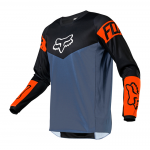 Fox Cross Shirt 2021 180 Revn - Blauw Steel
